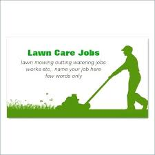 Free Lawn Mowing Flyer Template Landscaping Flyer Templates Free Lawn Mowing Template Best Care