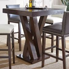 kitchen and dining chair pub height table and chairs pub style chairs indoor pub table and