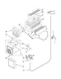 Whirlpool refrigerator ice maker wiring diagram wiring library