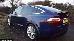 2018 tesla model x p100d. unique tesla the model x has a raised muscular look but tesla says that the sleek  styling makes for 2018 tesla model x p100d