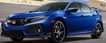 Honda Civic Color Code Chart 2018 Honda Civic Type R Paint Color Options