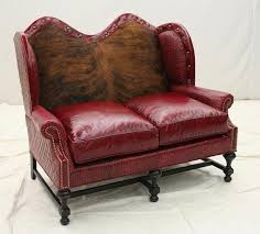 high end upholstered furniture. Panama Red Love Seat Bernadette Livingston Furniture LLC Offers A Superb Collection Of High End And Furnishings. Upholstered
