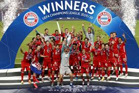 Fc bayern munich was founded in 1900 by 11 football players, led by franz john. Bayern Munich Wins 6th Champions League Title Daily Sabah
