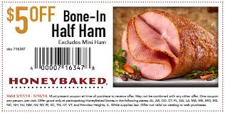 honey baked ham coupons. Exellent Coupons And Honey Baked Ham Coupons E
