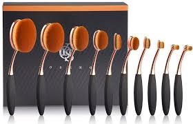 13 best oval makeup brush sets of 2020