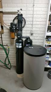 New Water Softener Kinetico Water Softeners Installed By Qc Softwater Ia Il