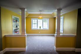 Finished Basement - Malvern traditional-basement