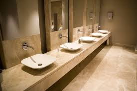 Commercial Flooring For The Bathroom South Florida - Restroom or bathroom