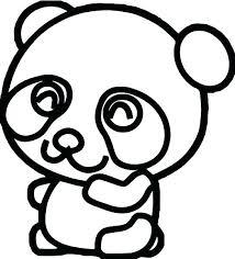 Panda Coloring Page Bargain Panda Coloring Pages Giant Free Panda