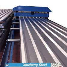55 al zn aluzinc galvalume corrugated roofing steel sheet pictures photos