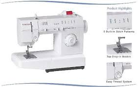 Singer Easy Thread Sewing Machine