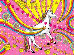 Unicorn Kawaii Wallpaper For Computer ...