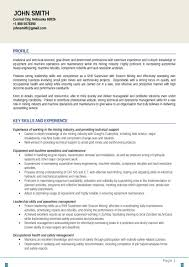 Resume Leadership Skills 10 Best Solutions Of Sample In Cover Sample Resume  For