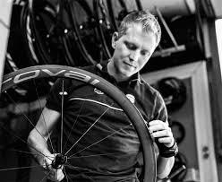 former team saxo bank mechanic rune kristensen has dismissed claims that fabian cancellara used a hidden