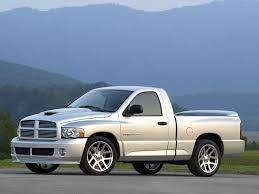 2004 Dodge Ram SRT-10 - Side Angle - 1280x960 Wallpaper