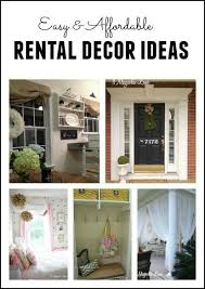 Rental Home Decor Decor