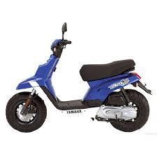yamaha zuma moped. yamaha zuma ii 49 / 50 bws moped