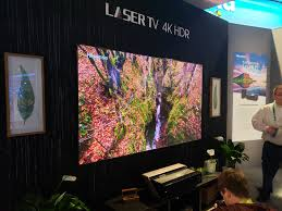 When it comes to big screens, 4K TVs have gotten less expensive, but anything approaching the Laser TV\u0027s 100 inches will still cost you a lot of money, Hisense\u0027s 100-inch TV Blew Me Away with All Colors