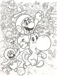 86 Desirable Mario Coloring Pages Images In 2019 Coloring Pages