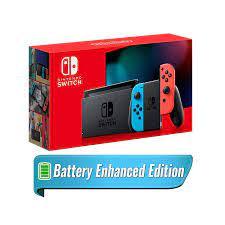 Máy Chơi Game Nintendo Switch Version 2 Mới 100% - Trang Chủ Khánh Châu  Digital