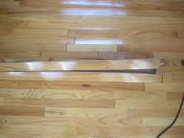 flooding can cause a wood floor to buckle an extreme reaction to moisture the floor actually pulls away from the suloor by as much as a few inches
