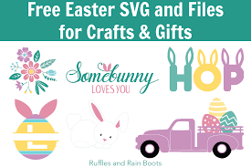 Free Easter Cricut Designs Free Easter Svg Designs Bloggers On Pinterest Easter
