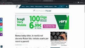 Decreto Ristori bis, sospensione contributi INPS e altre novità di Fisco e  Lavoro - YouTube