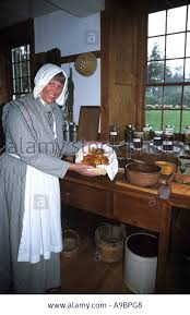 Kitchen Garden Produce Shaker Woman Shows Produce In The Kitchen Garden At The Stock