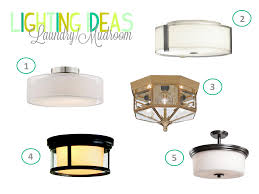 best lighting for laundry room. this weeks lighting ideas chic little house laundry room mud best for