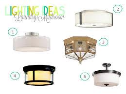 this weeks lighting ideas chic little house lighting ideas laundry room mud room