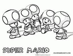 Kleurplaten Mario Kleurplaten Kleurplaatnl 75 Beste Kleurplaten