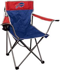 canvas folding chairs. Delighful Chairs Rawlings NFL Portable Canvas Folding Kickoff Chair Cup Holder Carrying Case To Chairs T