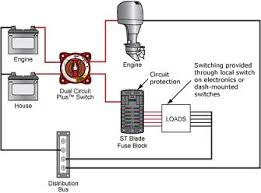 blue sea systems Blue Sea Systems Battery Switch 4 Position Diagram blue sea systems fuse Dual Battery Wiring Diagram