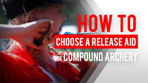 How to choose a <b>release</b> aid for <b>compound archery</b> - YouTube