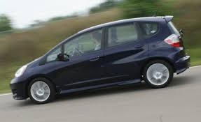 2009 Honda Fit Sport Automatic | Instrumented Test | Car and Driver