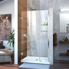 32 inch shower door artistic shower door on x hinged with 8 32 shower door