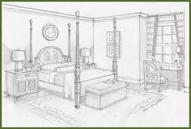 interior design bedroom drawings. The Best Dream Bedroom Sketch Ideas Art Pics For Interior Design Drawing Styles And Colors Concept Drawings