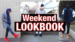 nike outfits. outfits of the weekend - timberland, adidas, nike, guess x asap rocky men\u0027s fashion lookbook youtube nike outfits