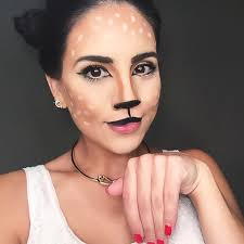 easy deer makeup daily