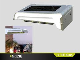 lantern wall mounted solar power motion sensor light indoor ul cri warm white