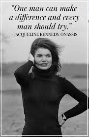 Our Favorite Jacqueline Kennedy Onassis Quotes Of All Time Impressive Jackie Kennedy Quotes