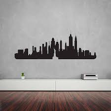 notonthehighstreet wall art skyline sample new york city seattle wooden brown floor wallpaper grey on cleveland metal wall art with wall art design ideas notonthehighstreet wall art skyline sample