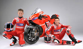 Ducati motor holding ceo claudio domenicali and ducati corse general manager luigi dall'igna, unveiled the new colours of the desmosedici gp20 bikes that the italian squad will field in the 2020 motogp world championship. Stoner Will Not Race In Motogp In 2016 Ducati Ceo Says Autoevolution