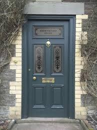 victorian etched glass door panels