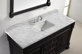 pleasant bathroom vanity top marble inch white bathroom vanity carrera marble top gknbyol jpg