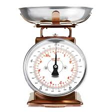 red kitchen accessories wilkinsons source com scales copper effect