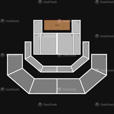 Acl Seating Chart Acl Live Theater Seating Chart Bedowntowndaytona Com