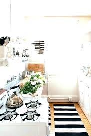 striped kitchen rug black and white striped rug runner kitchen rugs and runners kitchen carpet white
