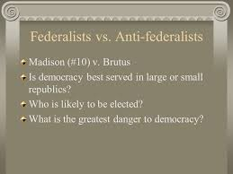 federalist vs anti federalist essay assessment federalist and anti federalist were the first goodreads federalists essays federalist vs anti federalist essay