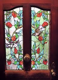 glass window design 8 best custom poppy bird stained glass windows images on